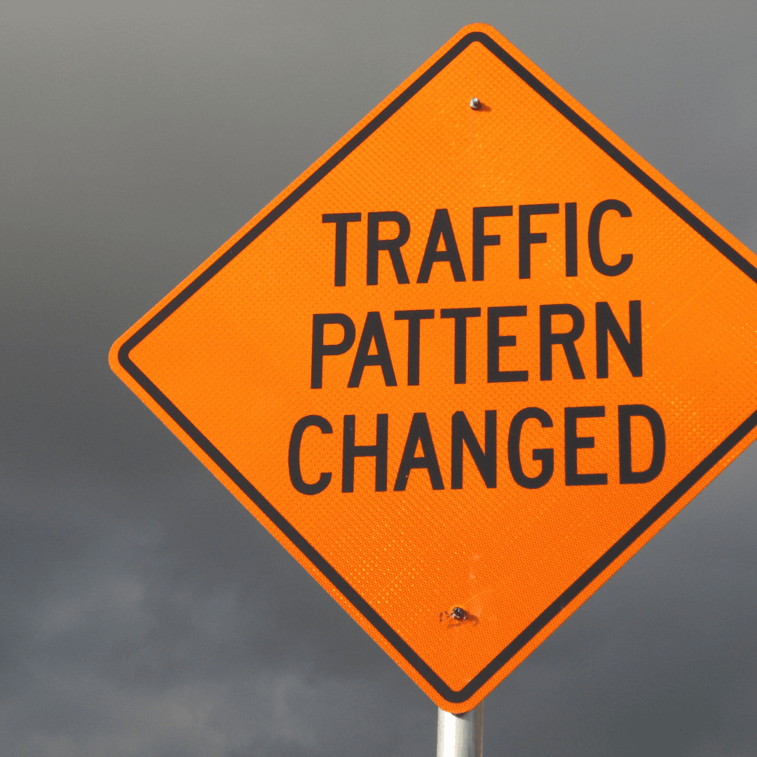 TrafficPatternChange